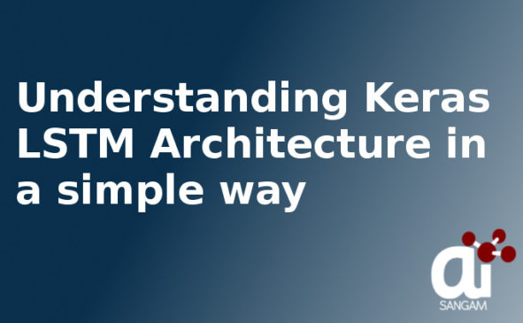 Understanding Keras LSTM Architecture in a simple way