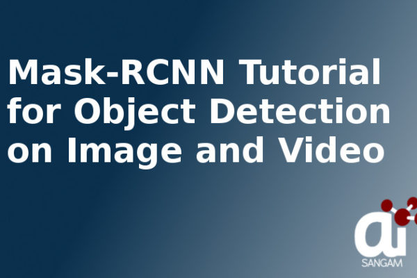 Mask-RCNN Tutorial for Object Detection on Image and Video