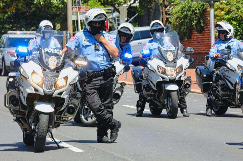 How Technology is Shaping Law Enforcement